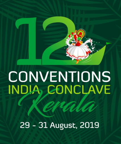 Logo 12th Conventions India Conclave
