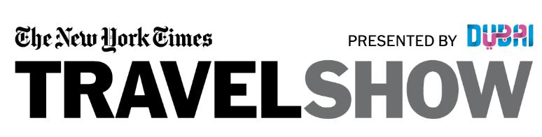 Logo NY Times Travel Show