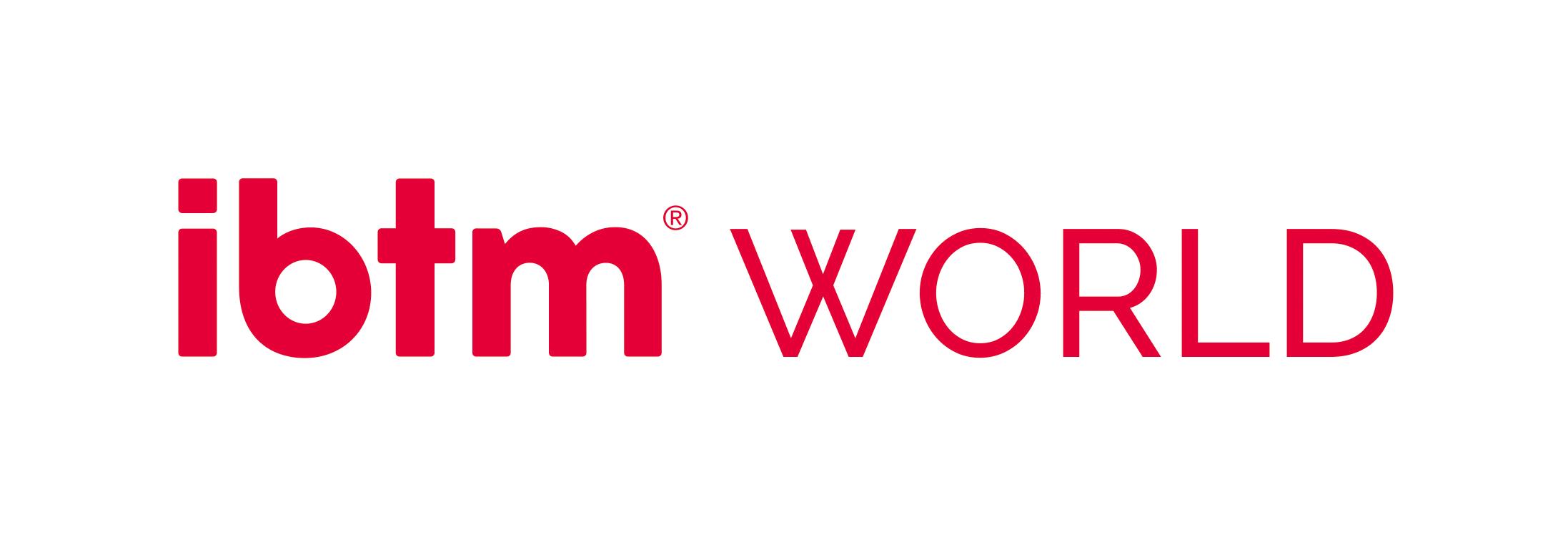 Logo IBTM WORLD