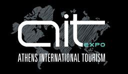 Logo A.I.T. (Athens intern. Tourism) Expo